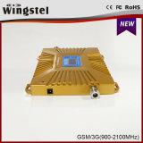 Mobiler Signal-Verstärker der Qualitäts-900/2100MHz 3G 4G mit Antenne