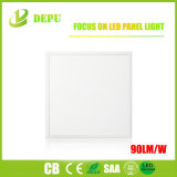 TUV/SAA/Ce/RoHS 90lm/W quadratische Instrumententafel-Leuchte der Decken-LED für Innen