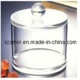 注入のGlamのアクリルの綿の芽及び球のホールダー(AM-C107)