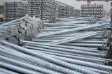 vis de support au sol en acier de fabrication professionnelle