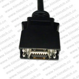 D Connecteur Terminal Cable 14pin