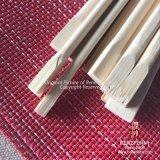 Papiers en plastique jetables en coton recouvert de baguettes en bambou