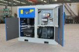 Compressore d'aria fisso della vite dell'aria laterale ad alta pressione