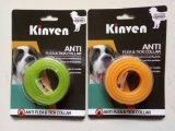 Collier de puces et de perles d'essence essentielle naturelle pour chien