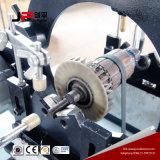 Machine d'équilibre de rotor de pompe