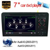Bluetooth 또는 Radio/RDS/TV/Can Bus/USB/iPod/HD Touchscreen 기능 (HL-8796GB)를 가진 Audi A3 Audi S3 항법을%s 특별한 차 DVD GPS