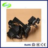 5X, 10X, 15, lámpara/lente de la lupa del casco de 20X LED para reparar el reloj u ordenador y teléfono celular (EGS9895E)