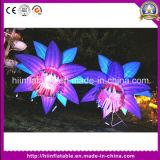 Flor de balão inflável da decoração ao ar livre do evento do partido