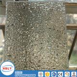 Panneau solide de PC d'anti de choc de baisse dessus de toit ignifuge en cristal de granule
