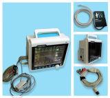세륨 승인되는 3 매개변수 ECG, NIBP 의 SpO2 참을성 있는 모니터