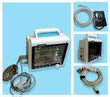 Parâmetros ECG do CE Approved-3, NIBP, monitor SpO2 paciente
