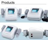 650nm 다이오드 Lipolaser 휴대용 아름다움 Eqiupment 뚱뚱한 제거 Laser 지방 흡입 수술 아름다움 기계