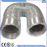 Cualificado de ventilación de aluminio prueba de luz Conductos