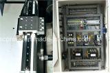 machine à cintrer de commande numérique par ordinateur en métal de plaque de 80t 2500mm