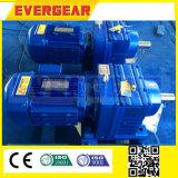 Motores engrenados helicoidais da série de R