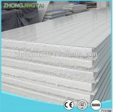 Color Steel Surface EPS Maison de travail, Entrepôt, Storage House Sandwich Panel / Board