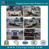 Hygiene-Straßen-Reinigungs-Fahrzeug-Straßen-Kehrmaschine-LKW des Sinotruk HOWO 4X2 LHD Handlaufwerk-4000L