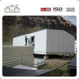 Fácil instalar el precio de la vivienda de la casa prefabricada del panel de emparedado del EPS