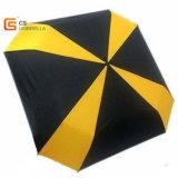 Forma quadrada guarda-chuva reto impresso da tela (YS-SS196)