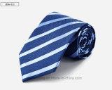 La vente chaude neuve conçoivent la relation étroite en soie de Knit d'hommes