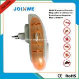 Vendita calda 5 in 1 Repeller ultrasonico del parassita