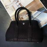 Borse professionali Sy8540 delle donne del sacchetto di Tote della signora Shoulder Handbag Color Collision della fabbrica dell'OEM