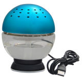 Épurateur de arrosage d'air de mini de Noël de bille de véhicule technologie de maison