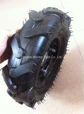 الصين 4.00-8 حسك رنك عجلات مطّاطة لأنّ رابية عجلة