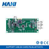 Монтажная плата Bluetooth доски усилителя оптовой продажи USB/SD/Bluetooth/FM фабрики Shenzhen