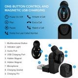 Vtin Mini in Haak van het Oor van de Hoofdtelefoon van Auriculares Earbuds van de Sporten van de Hoofdtelefoon Bluetooth van de Oortelefoons van het Oor de Draadloze Draagbare met Mic voor Telefoon