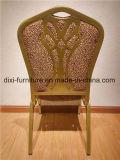 卸し売り鉄フレームのホテルの宴会の椅子かAliminumのレストランの椅子