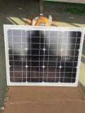 10W 20W 30W 40W 50W 60W 70W 80W 100Wのモノラル多太陽電池パネルの工場卸売価格
