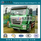 판매를 위한 336HP 팁 주는 사람 트럭을%s 가진 Hohan 덤프 트럭