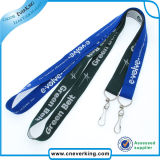 2.0 * 95cm Seda Sceen Customized Brand cuerda de seguridad