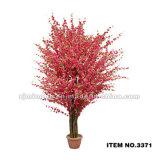 卸し売り人工的な桜の木の結婚式の装飾の花立場