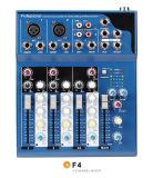 Mischer/Soud Mischer/Berufsmischer-/Console/Sound-Konsole/Marken-Mischer /Mixing Console/F4