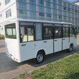 CE Aprovado 14 lugares de ônibus elétrico fechado elétrico (DN-14F)
