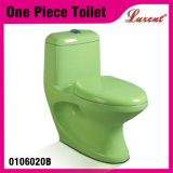 한 조각 화장실을 내뿜는 Econormic 고품질 중국 Washdown 상단 단추 주기