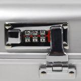 ダイヤル錠(HL-5218)が付いているアルミニウムビジネスブリーフケース
