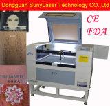 60W de Machine van de Gravure van de Lei van de laser voor Diverse Nonmetals