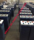 batterie de 2V770AH OPzS, batterie d'acide de plomb noyée qui batterie profonde tubulaire de la batterie VRLA d'énergie solaire de cycle d'UPS ENV de plaque 5 ans de garantie, vie des années >20