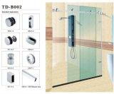 زجاجيّة وحيد [سليد دوور] جهاز [ب008] إستعمال لأنّ غرفة حمّام