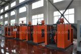 Автоматическая машина дуновения штрангя-прессовани бутылки HDPE/PP отливая в форму