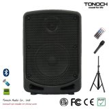 Populäre 6.5 Inches Plastic Portable Speaker Box mit Battery
