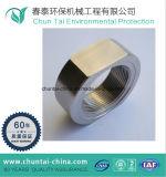 Tuerca modificada para requisitos particulares alta calidad del tornillo del acero inoxidable