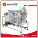 Sistema di ripristino dell'olio residuo tramite distillazione sotto vuoto