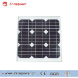 (Certificat de la CE) panneau solaire mono
