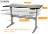 Die justierbaren elektrischen Tisch-Beine sitzen und stehen Büro-Tisch (ZHOF01)