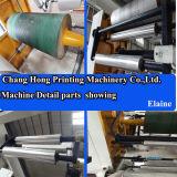 La película respirable lamina la maquinaria de impresión
