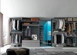 2016 de Nieuwe Houten Kleren Almirah van het Ontwerp van de Fabrikant van het Meubilair